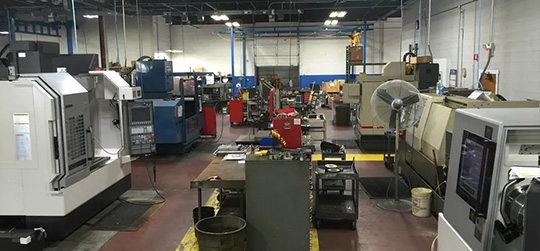 Quality Manufacturing Co.